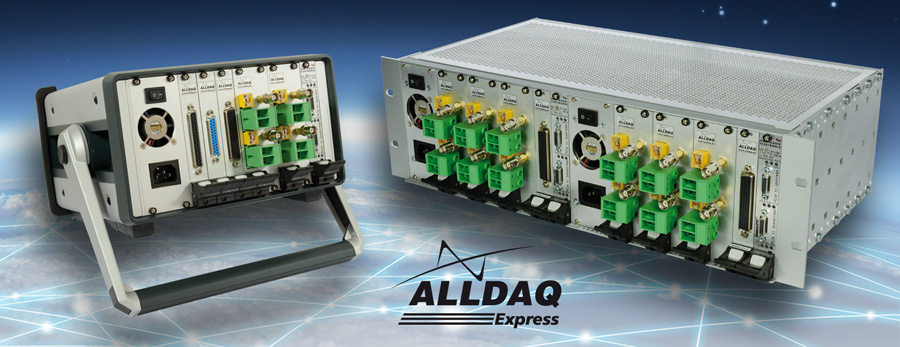Adq express complete systems alldaq for Express modular pricing