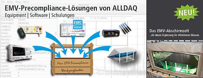 EMC Measurement: ALLDAQ