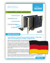 ALLDAQ ADQ-250 Datenblatt (deutsch)