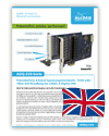 ALLDAQ ADQ-250 datasheet (English)