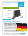 ALLDAQ ADQ-610 Datenblatt (deutsch)